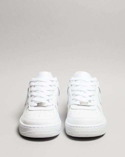 Air Force 1 (GS) White/White/White 2