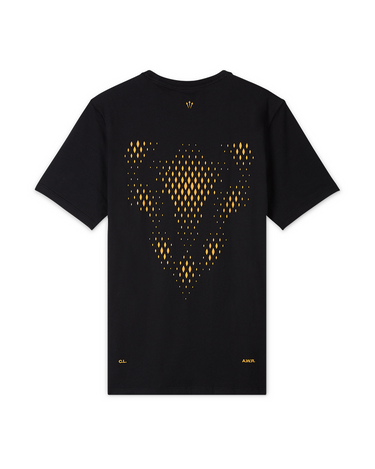 NOCTA NRG SS Tee Black/University Gold 2