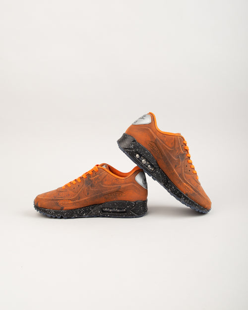 Air Max 90 QS (TD) Mars Stone/Magma Orange 2