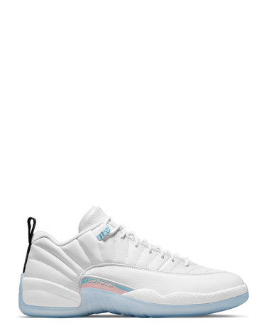 Air Jordan 12 Retro Low White/Multi/White 1