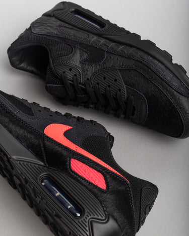 Air Max 90 Black/Black/Infrared 2