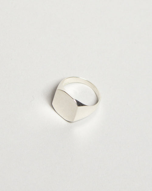 Signet Ring Silver 1
