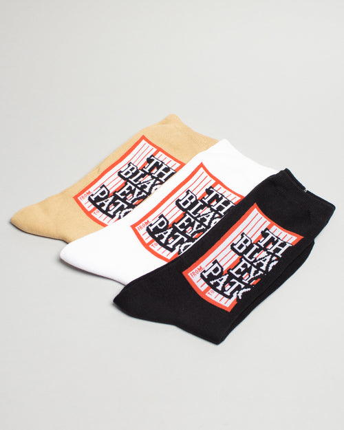 Label Socks 1