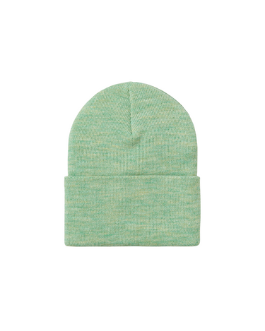 Acrylic Watch Hat Mineral Green Heather 2