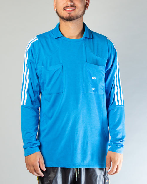Oyster Holdings 72-Hour LS Tee Bright Blue 1