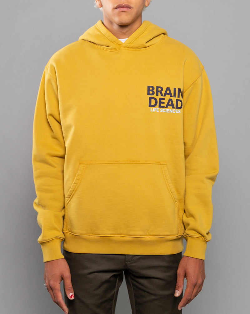 Break Through Hoodie Yellow