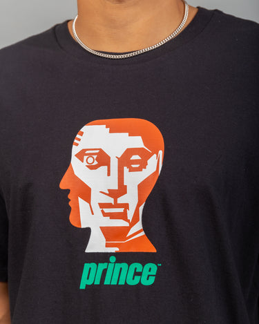 Prince Ace Face Tee Black 2