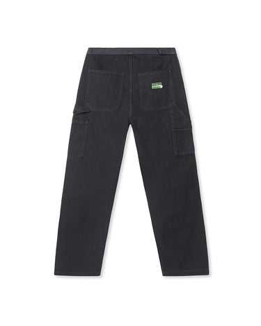 Washed Hard/Software Wear Carpenter Washed Black 2
