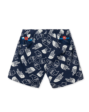 The North Face Baggy Climber Short TNF Navy/Vintage White 2