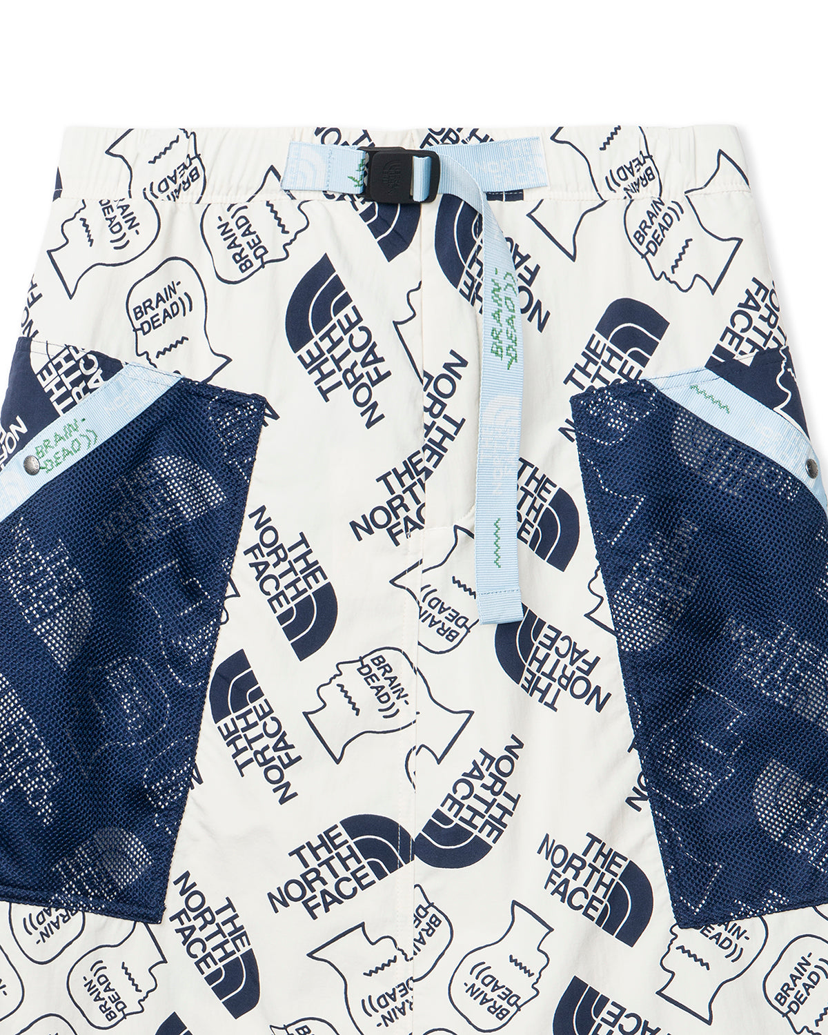 The North Face Skirt Vintage White/TNF Navy