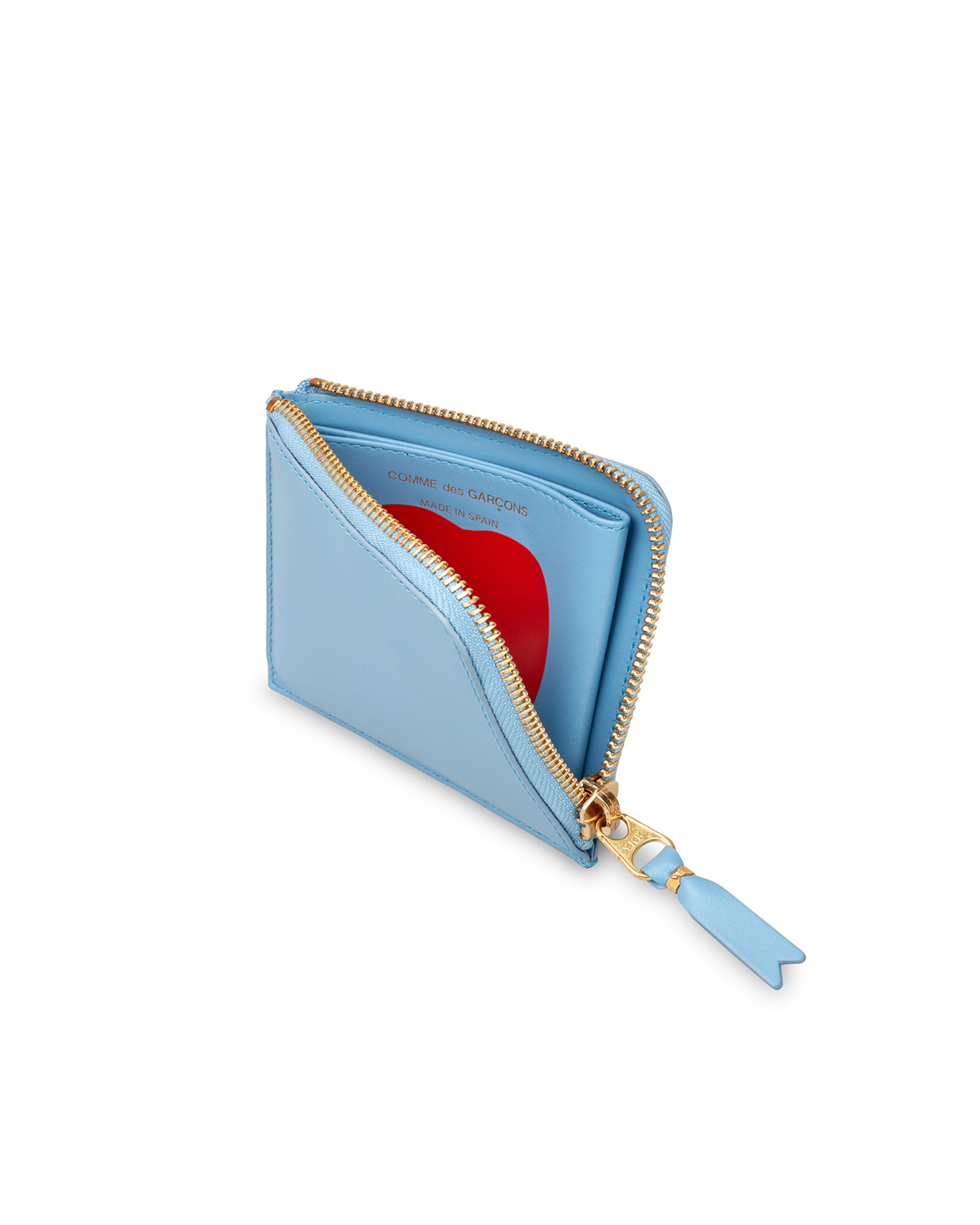 SA3100RE Ruby Eyes Wallet Blue