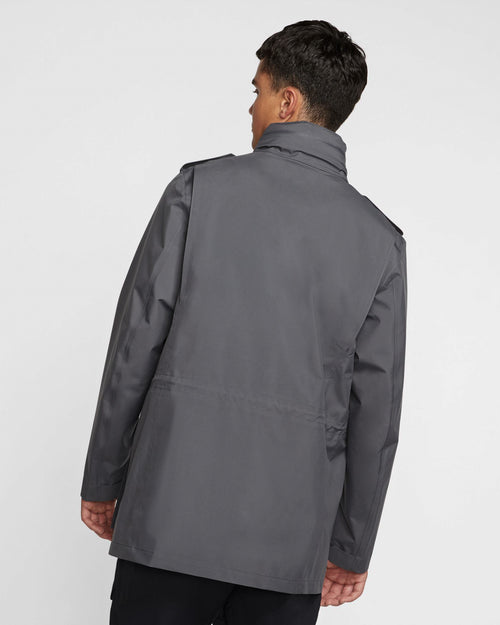 NRG GORE-TEX M65 Jacket Dark Grey/Black 2