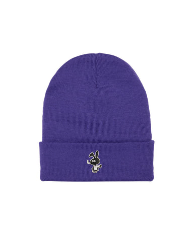 Cold Bunny Beanie Purple 1