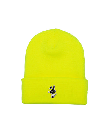 Cold Bunny Beanie Yellow 1