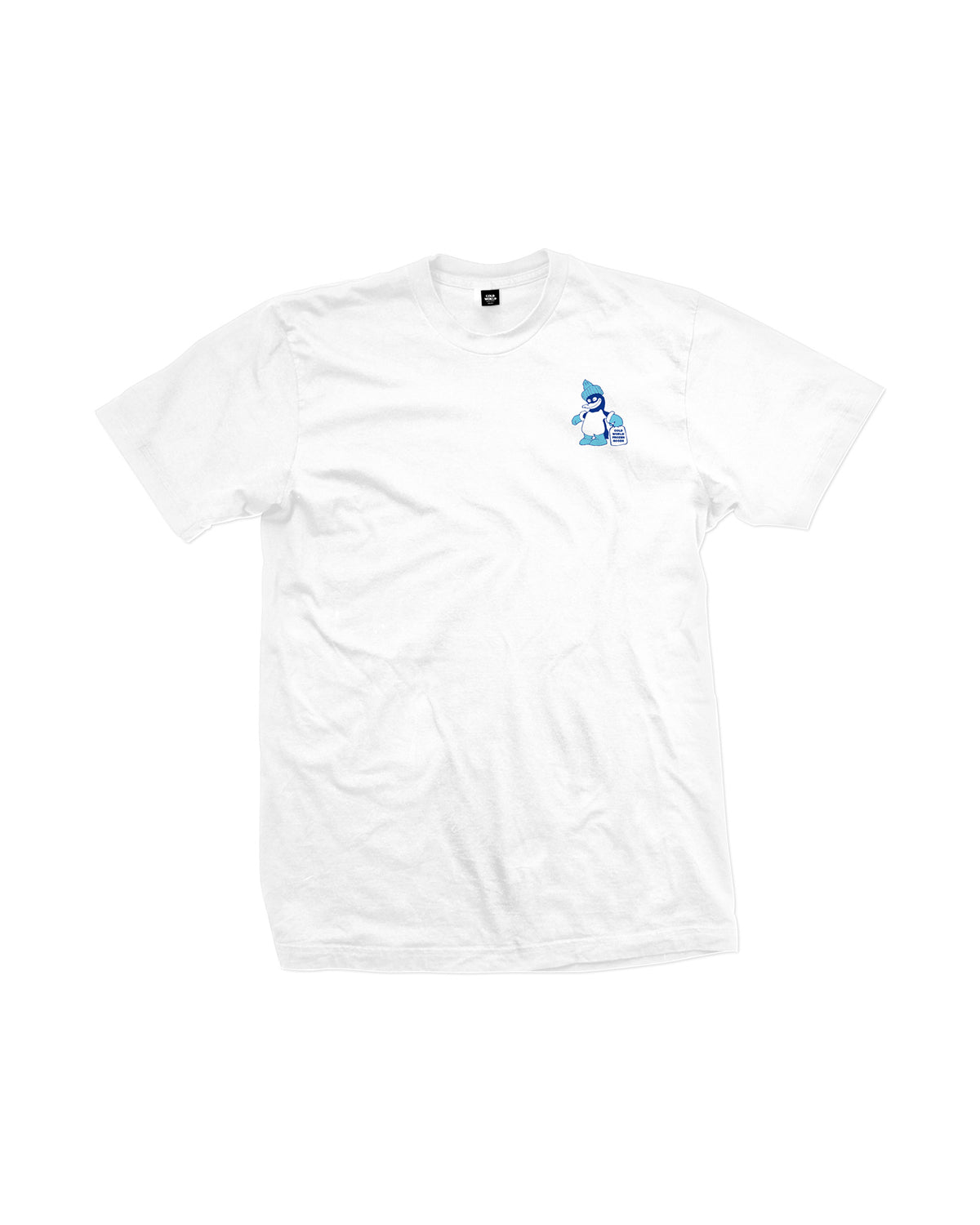 Ice World Tee White