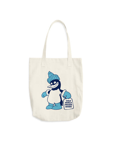 Ice World Tote Natural 1