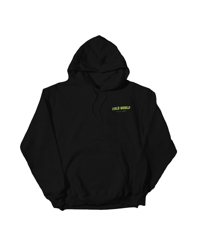 Cold Bunny Hoodie Black
