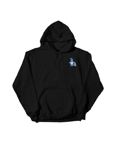 Ice World Hoodie Black 1