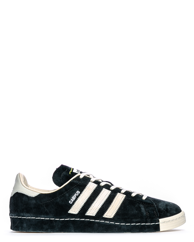 Campus 80s SH Black/White/Dark Blue
