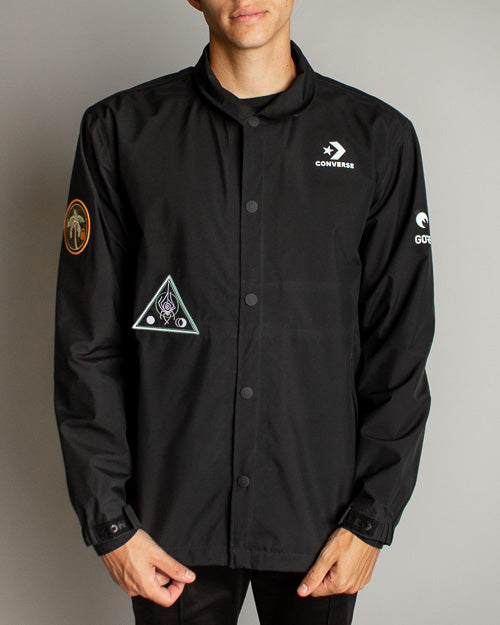 Dr. Woo GORE-TEX Jacket Black 1