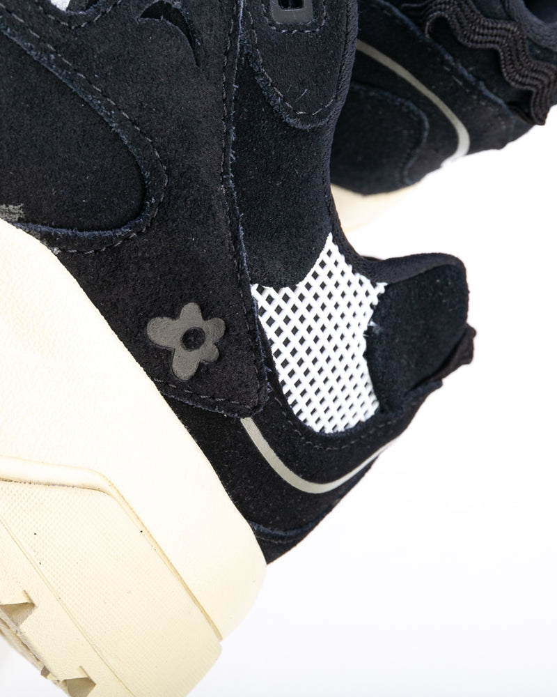 GOLF le FLEUR* Gianno Ox Black/Black/White Asparagus