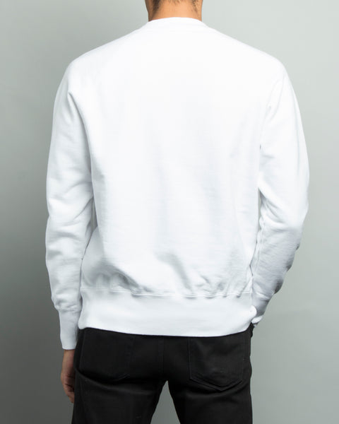 Crewneck Sweatshirt White
