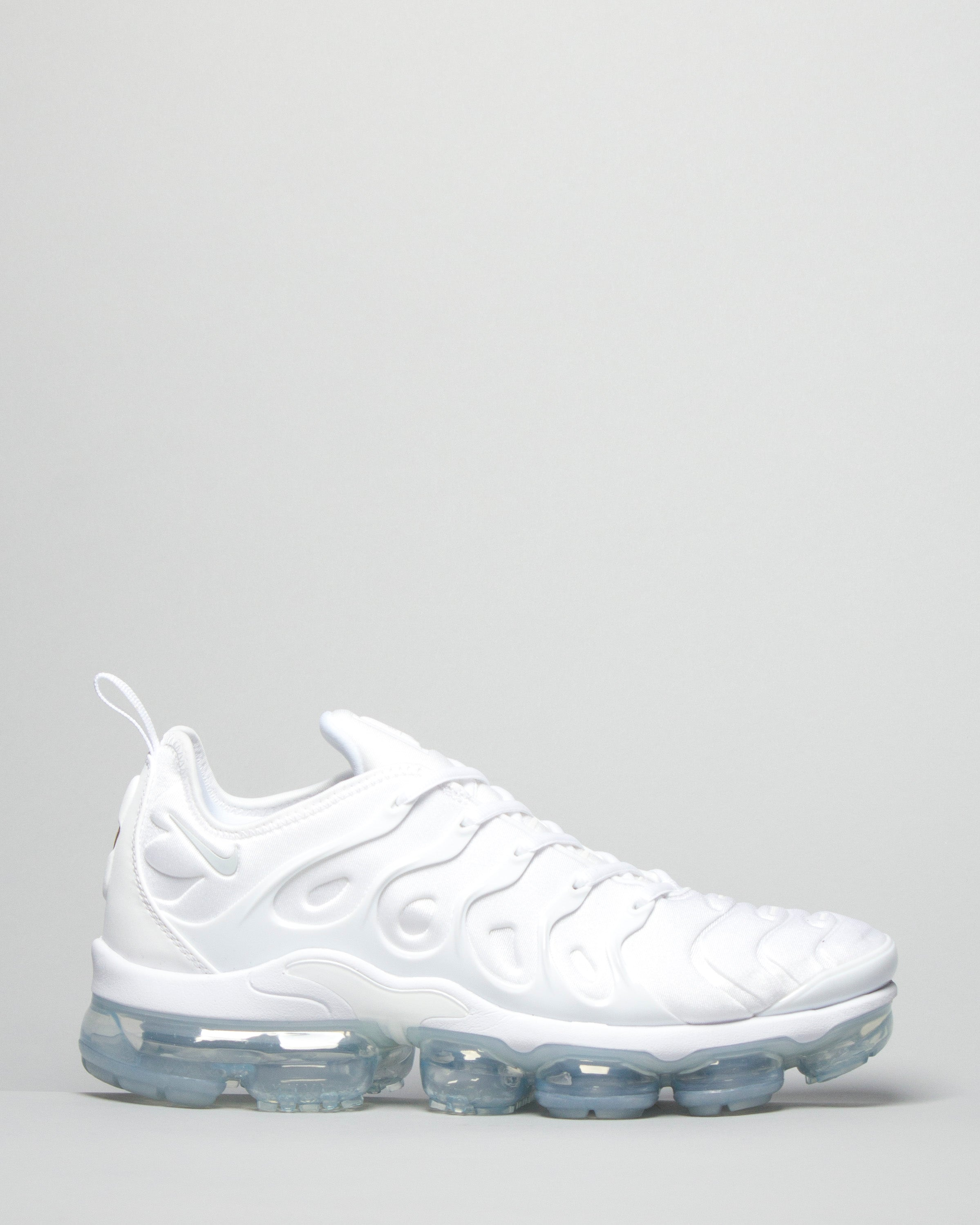 air vapormax plus bianche