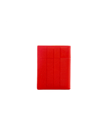 SA0641LS Intersection Wallet Red 1