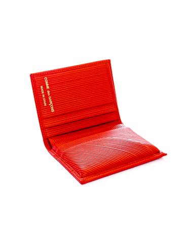 SA0641LS Intersection Wallet Red 2