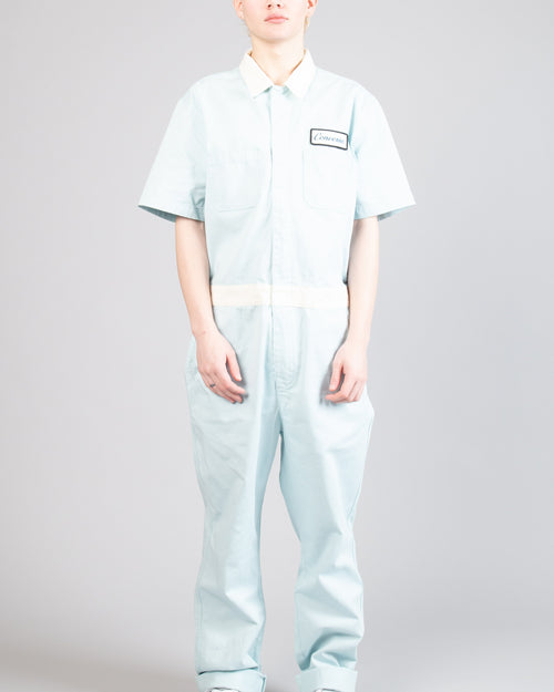 GOLF le FLEUR* Boiler Suit Bone/Light Blue 1
