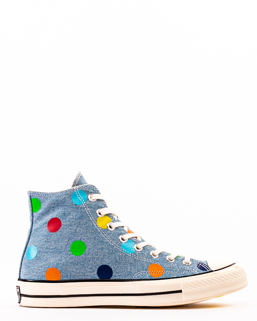 GOLF WANG Chuck 70 HI Blue/Egret/Black