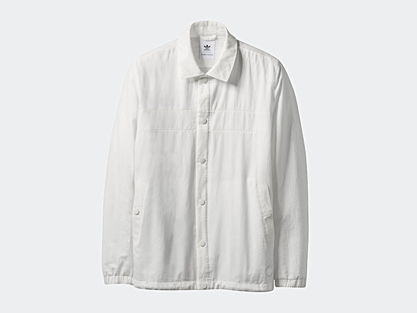WH Coach Jacket White