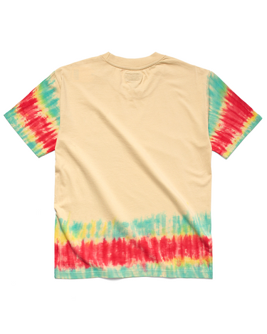Happy House Tee Edge Tye-Dye 2