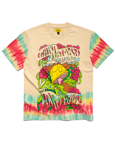 Happy House Tee Edge Tye-Dye 1