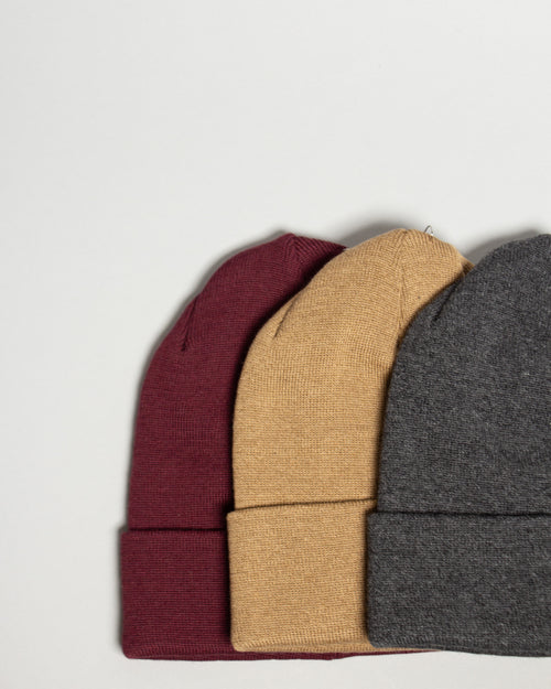 Cotton & Wool Beanie 1