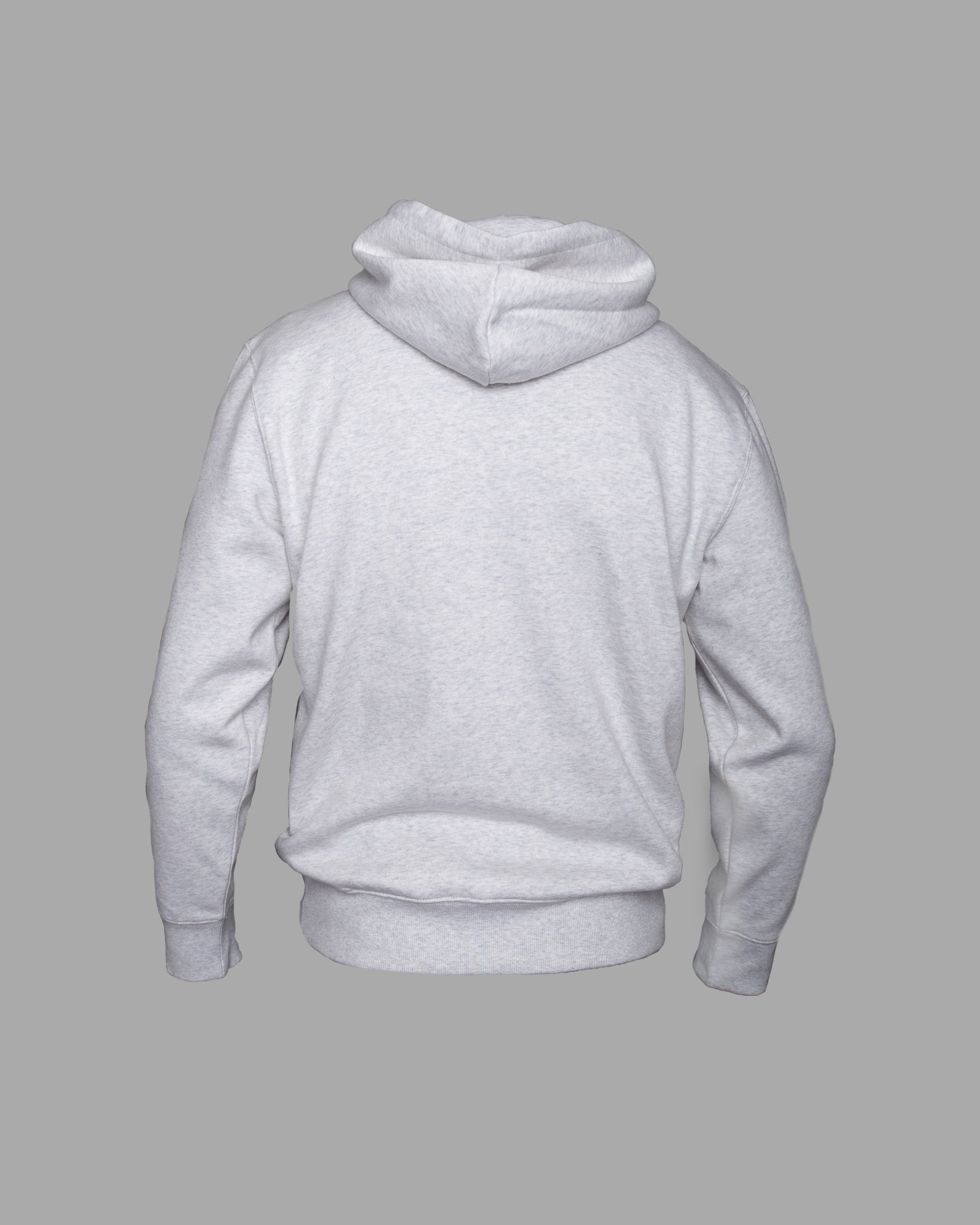 Hooded District Sweat Ash Heather