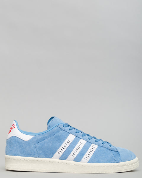 Human Made Campus Light Blue/White