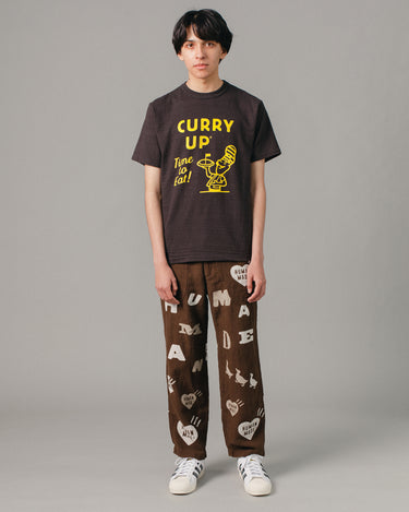 Curry Up T-Shirt #1908 Black 2