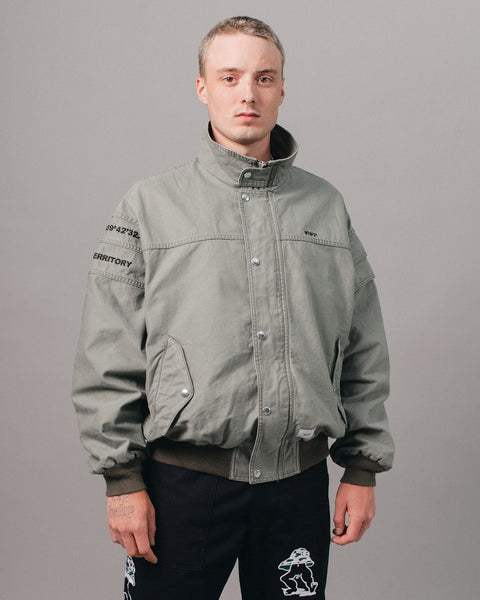 Fad Jacket Grey