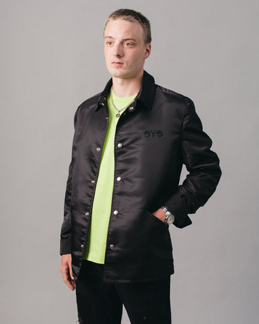 Schott Nylon Jacket Black 1