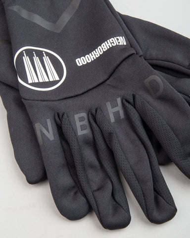 NEIGHBORHOOD Gloves Black