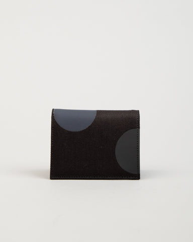 SA0641RD Rubber Dot Wallet