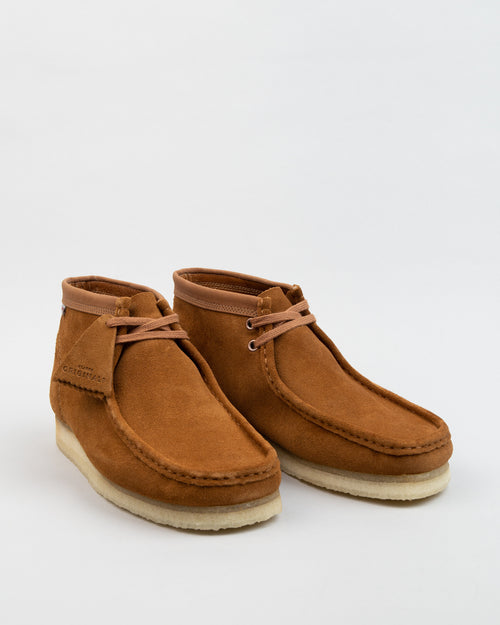 Carhartt WIP Wallabee Boot Brown Combi Suede 2