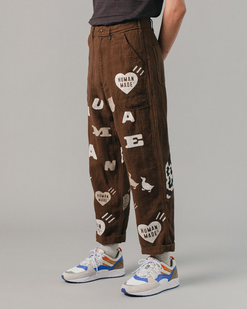Deck Pants Brown