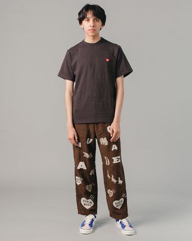 Deck Pants Brown 2