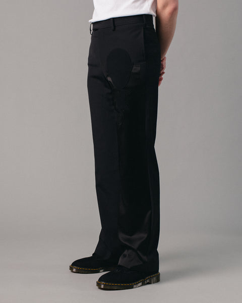 Nosferatu Trousers Black