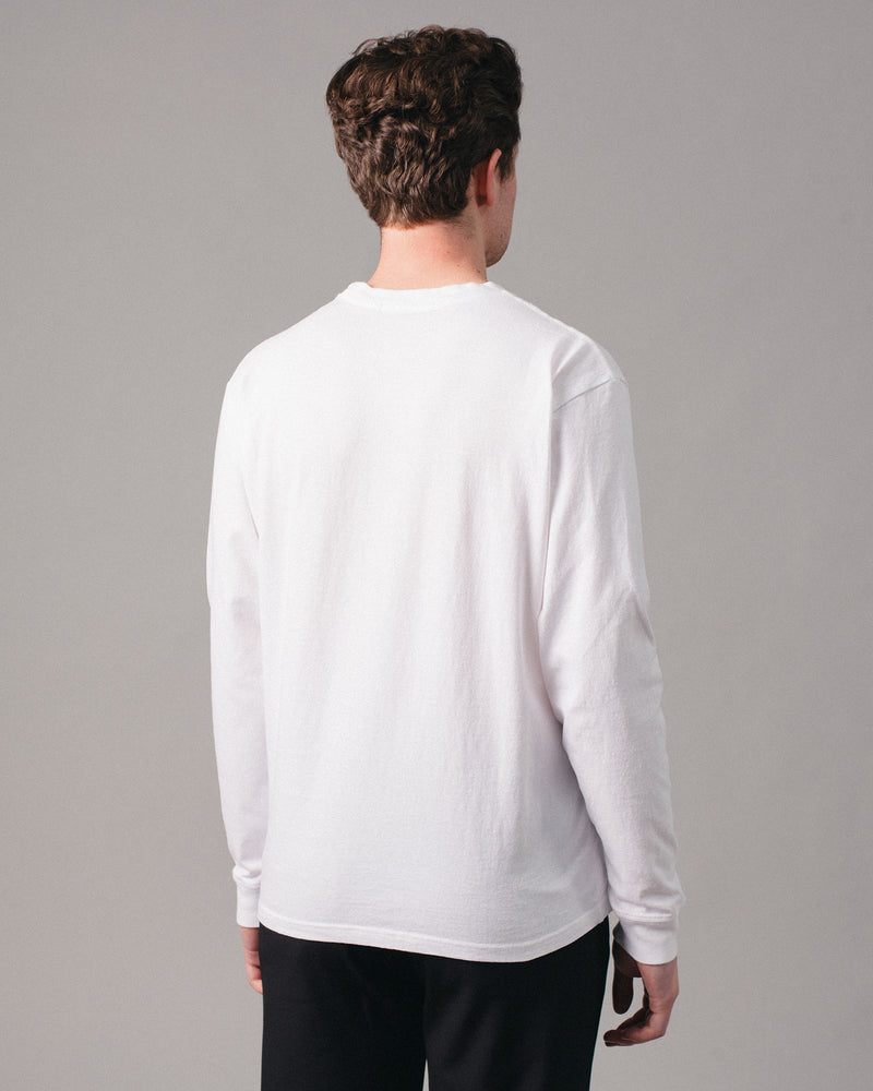 Sound Systems LS Tee White