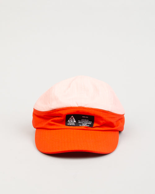NRG ACG Tailwind Visor Cap Habanero Red/Bleached Coral 1