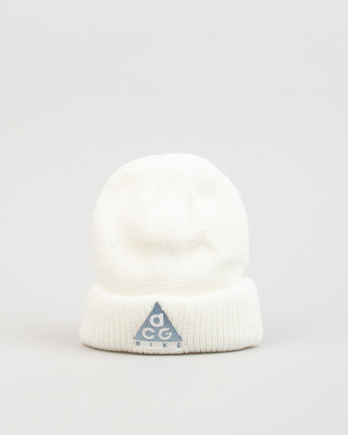 NSW ACG Beanie Summit White/Aviator Grey 1