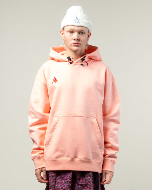 NRG ACG Pullover Hoodie Bleached Coral 1